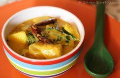 Potato kootu without dal