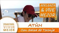ATÚN CON SALSA DE TORONJA | SABORES DEL CARIBE | DELICIOSO Y SALUDABLE