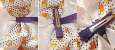 Learn how to make bows like the Twisted Boutique Bow, Pinwheel Bow, Spikes, and Surround Loops, and how to layer them all in our tutorial. Hair Bow Tutorial, Flower Tutorial, Disney Hair Bows, Ribbon Retreat, Rainbow Loom Charms, Pinwheel Bow, Halloween Bows, Fabric Hair Bows, Boutique Hair Bows