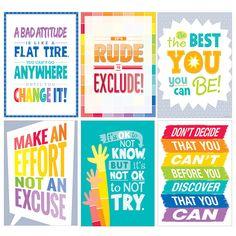 INSPIRE U 6 CHART PACK 1