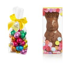 Two of Godiva's #Easter treats made it into @bbcgoodfood's best shop-bought gifts for 2016