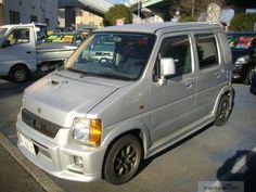 nice rim Suzuki Wagon R, Kei Car, City Car, Luxury Cars, Dream Cars, Nice, Vehicles, Fancy Cars, Car
