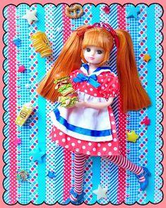 ドールショウで連れて帰ってきたリカちゃんです   つい似たような髪型の子に惹かれてしまう~  *    ドールショウ、旅行、リカちゃん展、と楽しいことが続いていたので現実世界がツラいです… *    #リカちゃん #licca #liccadoll #doll #リカちゃんキャッスル #kawaii