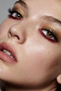Misha Shahzada for Vogue Brazil