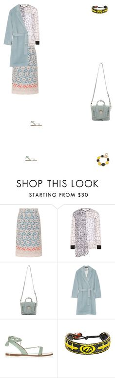 """""""Grace"""" by zoechengrace ❤ liked on Polyvore featuring Tsumori Chisato, Issa, 3.1 Phillip Lim, Acne Studios, Bottega Veneta, GameWear and 1st & Gorgeous by Carolee"""