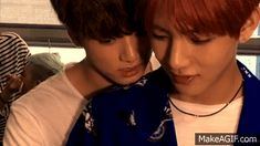 VKook - I am severely jealous of that phone...  to be caressed by those hands...    the world is not fair..