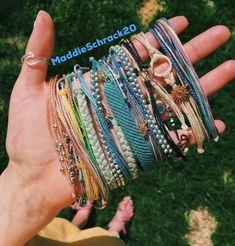 Shop Pura Vida for the latest handmade bracelets and accessories. Purvida Bracelets, Summer Bracelets, Summer Jewelry, Handmade Bracelets, Friendship Bracelets, Hippie Bracelets, Cute Jewelry, Jewelry Accessories, Jewlery