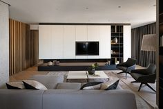 Skyline Apartment by MONO Architects