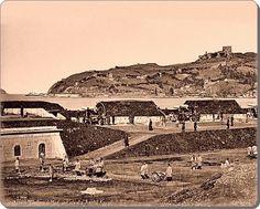 @NataliAVAZYAN: Anadolukavağı / Topçu bataryaları - 1885 -1890 lar