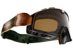 GEAR: 100% Conifer Barstow Goggle