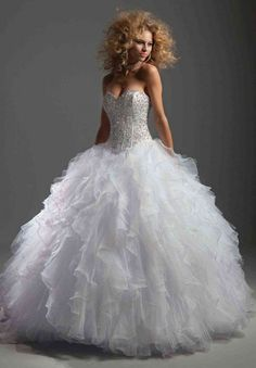 pictures of white quinceanera dresses | Image related to White cinderella quinceanera dresses