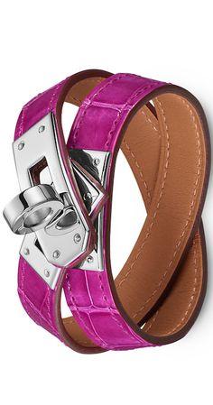 Kelly Double Tour Hermes Bracelet