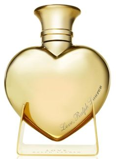 "Ralph Lauren Love ""Heart of Gold"" G"