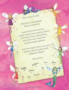 My Rainbow Fairies Collection (Rainbow Magic) Rainbow Magic Books, Rainbow Magic Fairies, Magic Fairy, Fairy Birthday Cake, Harry Potter Crest, Poppy Pins, Book Fandoms, Goblin, Book Recommendations