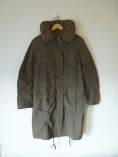 7e2fb7b0d976 Helmut Lang Cargo Parka from 2000 collection Bondage Archive