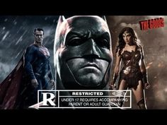 The Goods Podcast: Is DC intending to Make a R Rated Film?