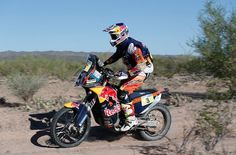Toby Price stretches lead in Dakar Rally