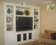 Custom & Built-in TV Entertainment Home Theater Media Centers NYC Brooklyn NY Bookcases, Wall Units, Cabinets bookshelves bookcase built in builtin cabinet cabinetry book case cases shelves shelving wallunit wallunits unit manhattan ny new york made