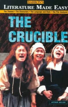 an analysis of abigails importance in the play the crucible by arthur miller Questions about abigail williams our complete analysis in arthur miller's the crucible in the play relationships abigail has important — and.