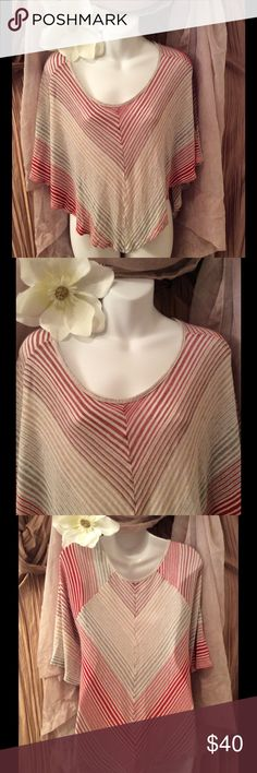Ella Moss💕Pullover top 💕Beautiful whimsical Ella Moss Pull over top. Very Pretty. In Good condition no holes or stains! CA# 56265 RN# 92874 Cut/Coupe/corte# 25945 💯 % Rayon Made in USA. If you have any questions please feel free to ask.👍Also, Thank you so much for visiting my closet, I hope you find something that you Love.😍 Ella Moss Tops