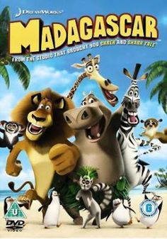 Madagascar (2005) – Hindi Dubbed Movie Watch Online