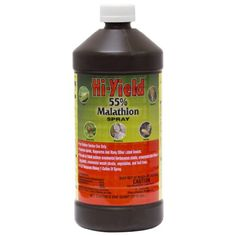 32OZ Conc Malathion -- Details can be found by clicking on the image.