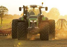 Série 7 TTV - Tracteurs Standards - DEUTZ-FAHR