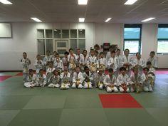 Zondag 08 februari stonden de jongste JRM-judoka op de mat in de eigen dojo voor de 29e Judo Ryu Maasduinen Cup. Natuurlijk waren de Judo Ryu Ichidai judoka uit Nijmegen er ook weer bij. Maar liefs...