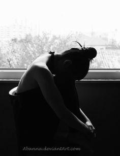 Darkness of a Soul  by *Abanna  Photography / People & Portraits / Emotive Portraits©2012 *Abanna