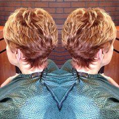 carol brady inspired hairdo
