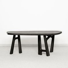 studiodistilYBU bureau dining table by @christophedelcourt