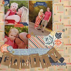 Family Snaps - Scrapbook.com