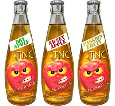 """Angry apples cider : )  Like this better than """"Oliver"""" Alexandre?"""