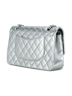 Chanel Vintage quilted double shoulder bag Shopping Chanel, Small Handbags,  Small Leather Goods, 9c00397709