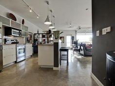 Sleek, modern loft space in Oak Cliff / Kessler Park  1111 S. Akard Street #211 Dallas 75215