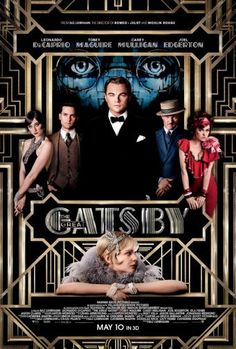 The Great Gatsby Movie Poster 11x17 Mini Poster