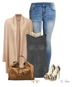 """Loving the Zanottis"" by ksims-1 ❤ liked on Polyvore featuring Pure Collection, Missoni, Giuseppe Zanotti, Gucci, Kendra Scott, John Lewis and Kenneth Jay Lane"