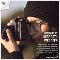 One of the things we're supposed to do when we're shooting is keep both eyes open; That helps avoid fatigue from shooting for hours, but also lets us see what is going on around us. It's also good because you might need to be aware of an unsafe condition