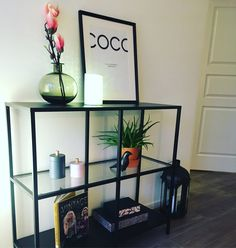 Boligstyling, interiør inspirasjon, Coco Chanel 💕 Shelving, Furniture, Vintage, Home Decor, Stylus, Shelves, Decoration Home, Room Decor, Shelving Units