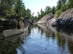 French River (Ontario) Channels