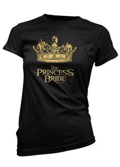 The Princess Bride Crown T-Shirt