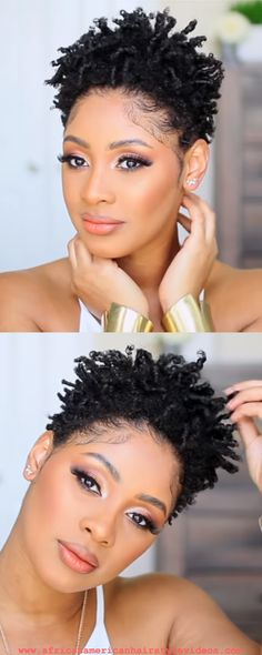 Defined Finger Coils On 4C Hair #4chair #awkwardlength4chair #FingerCoils #fingercoilson4chair #fingercoilson4cnaturalhair #fingercurls #grownaturalhair #mediumlengthhair #naturalhair #shortnaturalhair #taperedhair #twa Tapered Natural Hair, Long Natural Hair, Natural Hair Updo, Natural Hair Styles, Hair Twist Styles, Short Hair Styles, Twist Hairstyles, Relaxed Hairstyles, Dreadlock Hairstyles