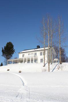It's a house - en av Sveriges största inredningsbloggar: Huset utvändigt