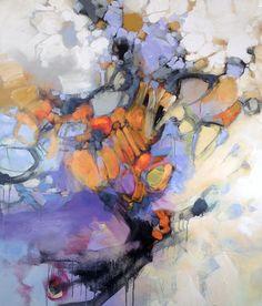 """48x54"""" Acrylic on Canvas"""