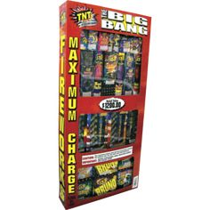 TNT Fireworks is America's bestselling brand of fireworks and largest distributor of Fireworks in the U. Raise funds with TNT Fireworks. Fireworks Box, 4th Of July Fireworks, Bigbang, Cute Drawings, Arcade, Bangs, Main Character, Fun, Walmart