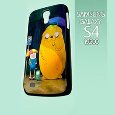 10286 Adventure Time Totoro design for Samsung Galaxy S4 i9500