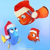 Marlin, Dory and Nemo