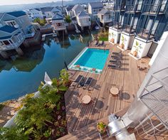 The Turbine 5 star Hotel and Spa is situated in Knysna on Thesen Island in South Africa. Beautiful Islands, Beautiful Places, Hotel Specials, Knysna, Best Spa, Free Travel, House In The Woods, Live, South Africa