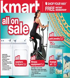 Kmart Weekly Ad Coupon Match Up (1/19-1/25)