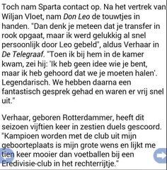 Thomas Verhaar betekend heel veel voor Sparta 2015-